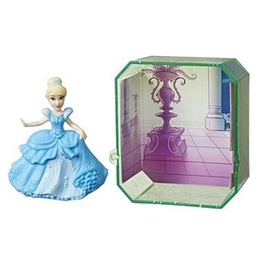 Disney Princess Disney Prenses Mini Figür Sürpriz Kutu Renkli
